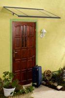 Stříška nad dveře o rozměru 160x85 cm