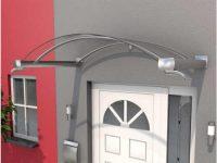 Vchodová stříška v moderním provedení - š 160 x h 90 cm